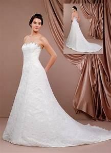 Robe Mariage Dentelle : robe de mariage simple ~ Mglfilm.com Idées de Décoration