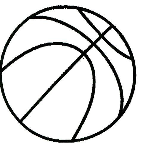 basketball template printable basketball drawing cricut template and craft