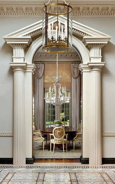 greek columnspediment perfection simply whites