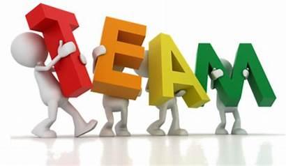 Team Clip Clipart Support Management Success Teamwork