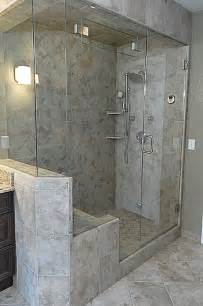 Steam Shower Tile Ideas
