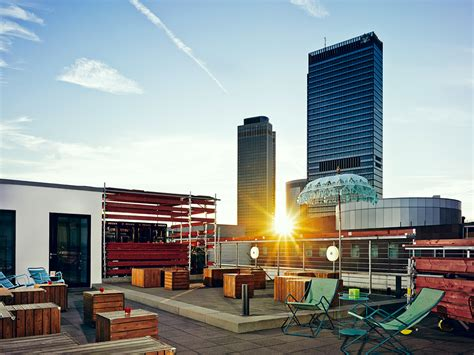 25hours Frankfurt Levis partner in crime 25 hours hotel by levi 180 s les apaches