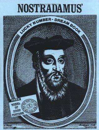 lucky number dream book  nostradamus