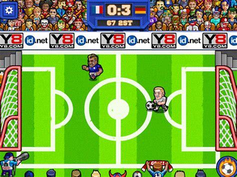 Los juegos y8 también se puedan jugar en dispositivos móviles y tiene muchos juegos de pantalla táctil para celulares. Juega Football Fury en línea - Y8.COM