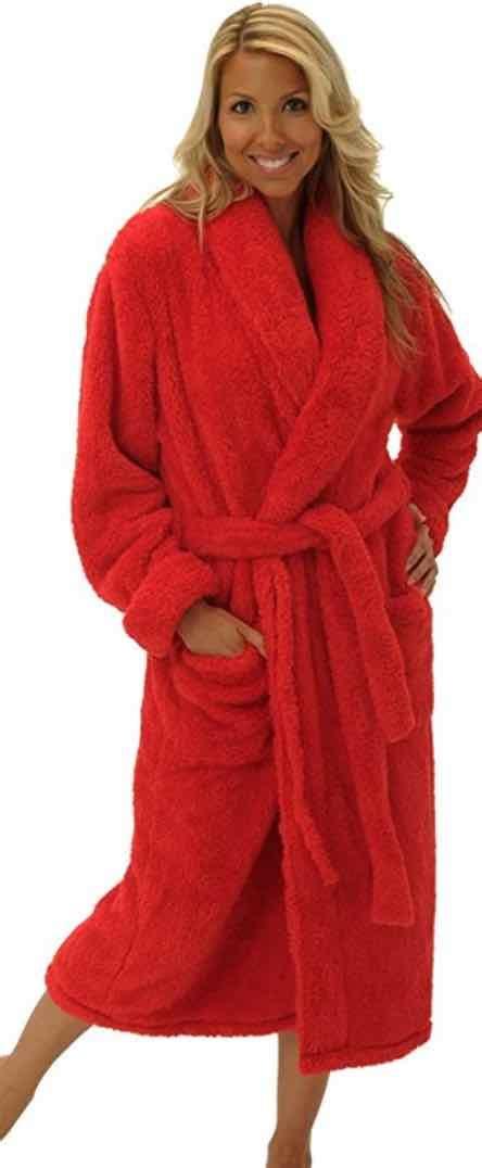 red robes  pajamas  men  women good gifts