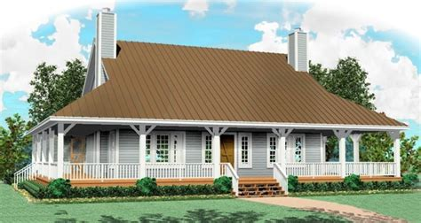 story bedroom bath country style house plan