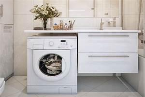 Waschmaschine Unter Arbeitsplatte :  ~ Frokenaadalensverden.com Haus und Dekorationen