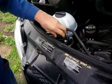 refill def fluid   mercedes sprinter van diesel