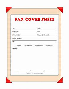 free downloads fax covers sheets free printable fax With free cover sheet template