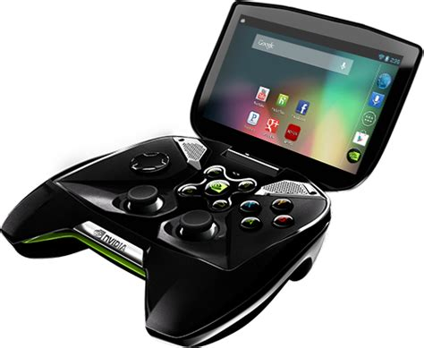 android gaming handheld nvidia unveils android powered handheld gaming system 4p