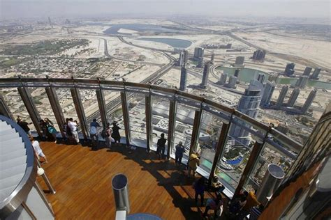 Burj Khalifa Top Floor Number by Burj Khalifa At The Top Entrance Daytur