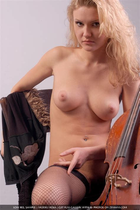 viola in double bass
