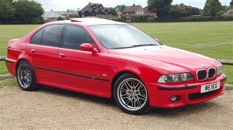 Try A Bmw E39 M5 This Winter
