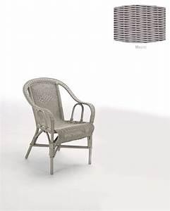 Fauteuil Crapaud Beige : fauteuil rotin crapaud gris beige mobilier ~ Teatrodelosmanantiales.com Idées de Décoration