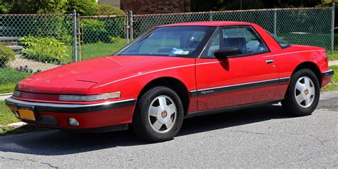 buick two seater sports car buick reatta