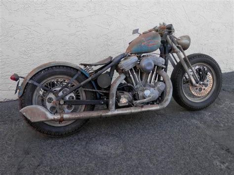 Buy Harley Davidson Sportster Custom Bobber By On 2040-motos