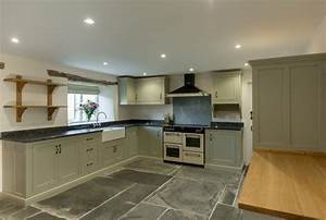Bespoke Kitchens Cornwall Painted Kitchen Shaker Style