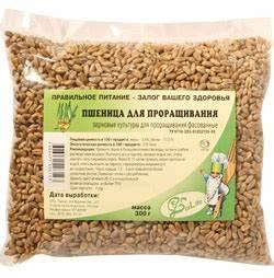 Пророщенная пшеница от диабета