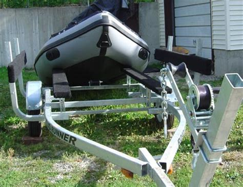 inflatable boat trailers  small boat trailers