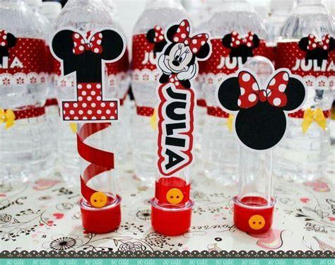 25 melhores ideias sobre tubete minnie no festa minnie centros de mesa mickey