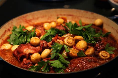 coq cuisine coq au vin recipe sbs food