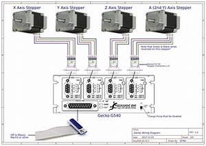 Gecko Wiring Diagrams