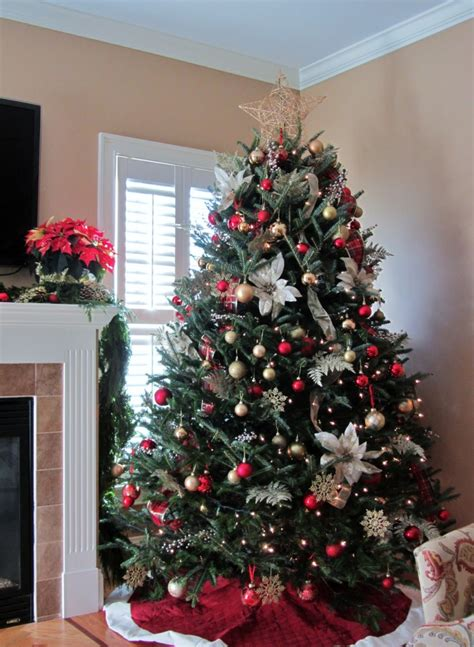 beautiful decorated trees tree decorated for beautiful memories 4381