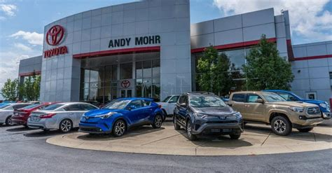 Cities Toyota Dealers by Used Toyota Dealerships Zionsville In Andy Mohr Toyota