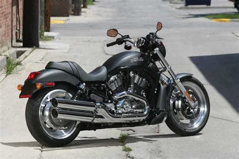 Review Harley Davidson Rod by Harley Davidson Rod 2006 On Review Mcn