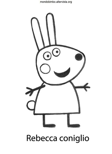 friends peppa pig birthday coloring pages(816×1123)