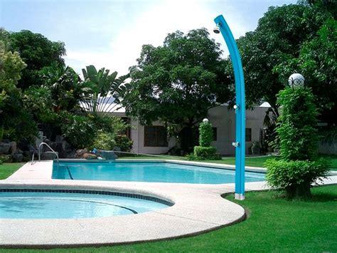 docce da giardino accessori piscine modelli docce da