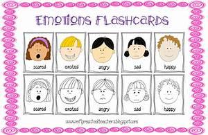 ESL/EFL Preschool Teachers: Feelings/ Emotions Theme