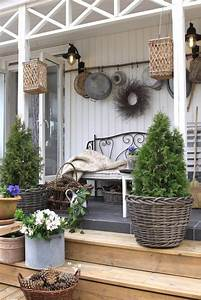 29, Beautiful, Rustic, Porch, Decor, Ideas, For, Your, Home
