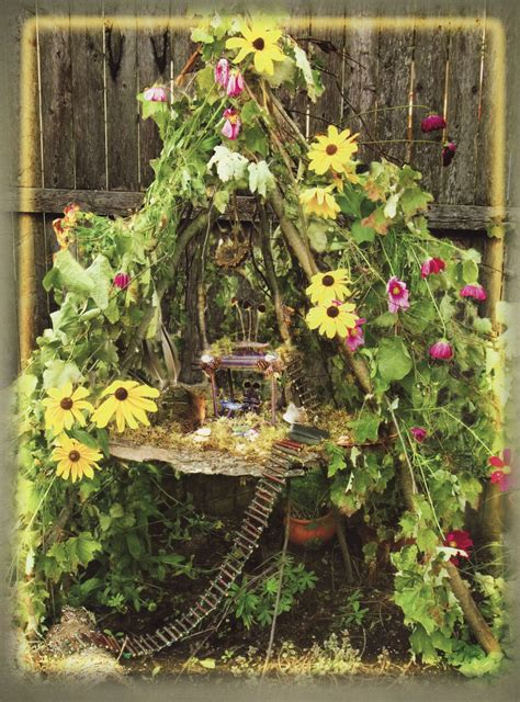Wild Jungle Fairy Garden From Book Want Make