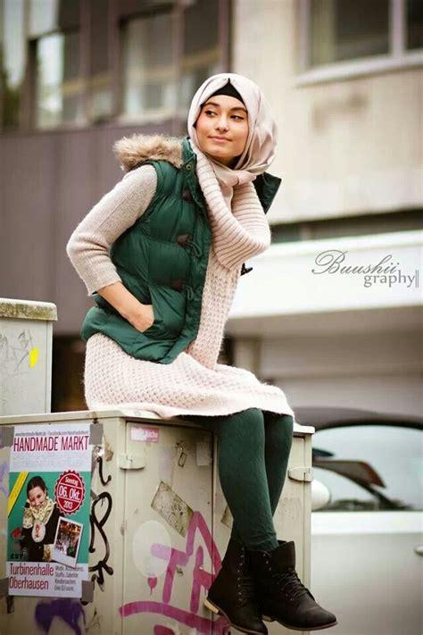 Winter Hijab Fashion For 2015/2016 - HijabiWorld