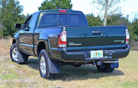 toyota tacoma prerunner access cab trd quick spin