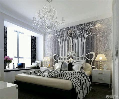 Schlafzimmer Vintage Modern by 酒店前台工装装修效果图片大全 设计456装修效果图