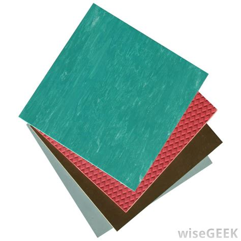 what are the different types of floor tiles with pictures