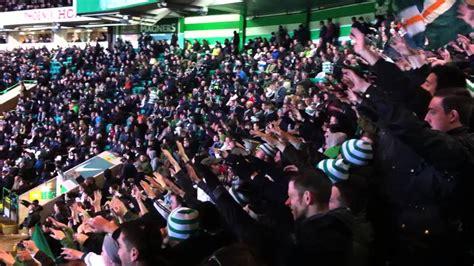 Celtic Fans - Celtic Ultras - Green Brigade - We Love You ...