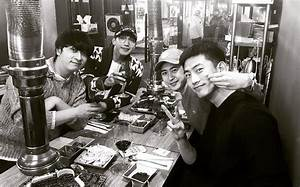 2PM Reunites With Taecyeon And Celebrates The New Year ...