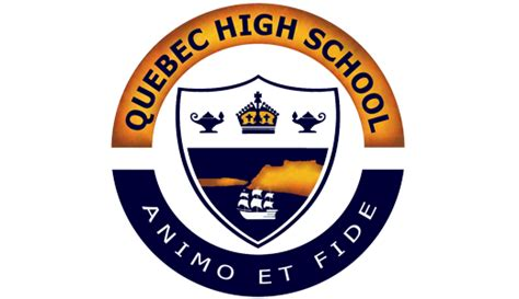 quebec high school mission statement english school