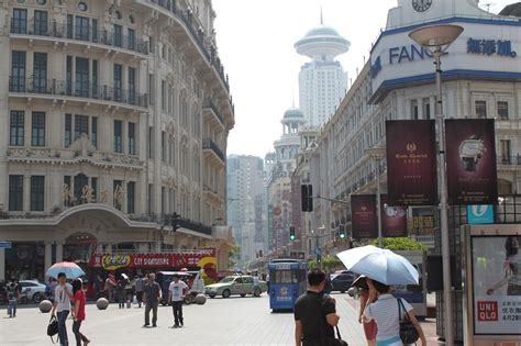 nanjing road shanghai travelociraptor