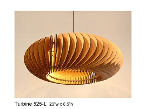 Laser Cut L by Items Similar To Pendant Lighting Turbine 525 L Laser