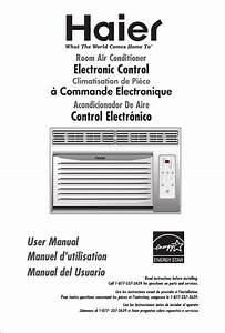 Haier Air Conditioner Hwr08xc7 User Guide