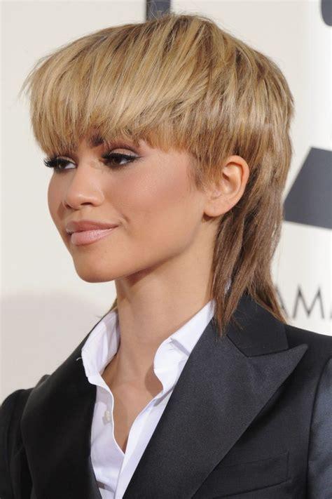 modern mullet haircut ideas hairstylo