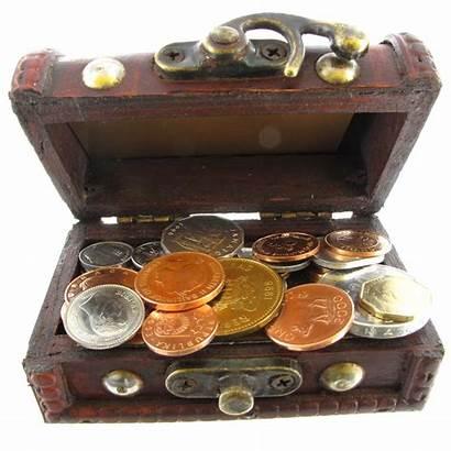Treasure Pirate Chest Historia