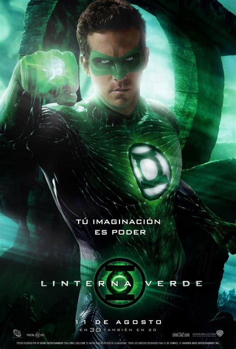 green lantern la bande annonce finale hal un