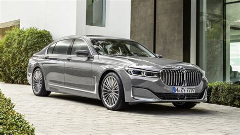 Bmw Ute 2020 by Bmw 7 Series 2020 Revealed Car News Carsguide