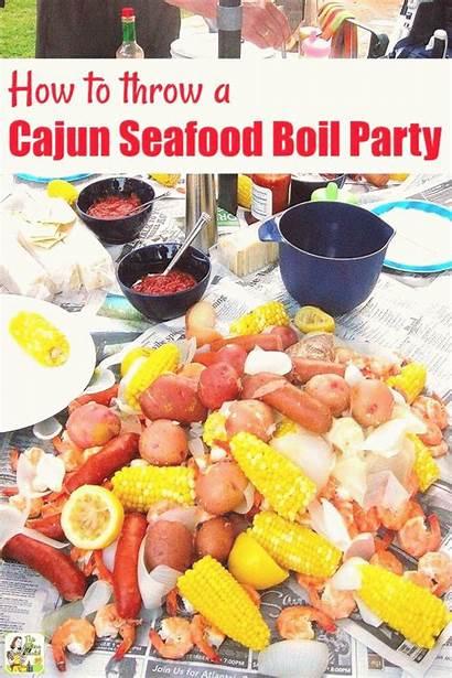 Seafood Boil Cajun Throw Learn Ofwea Equipment