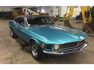 1970 Ford Mustang for Sale | ClassicCars.com | CC-967761